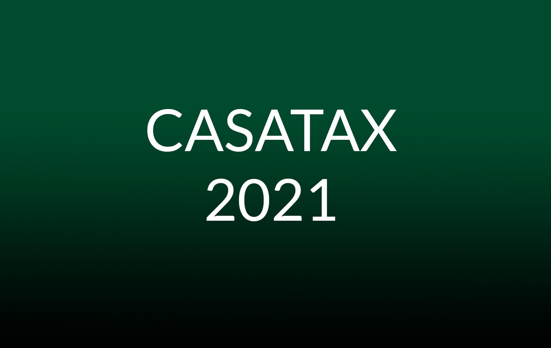 CASATAX 2021